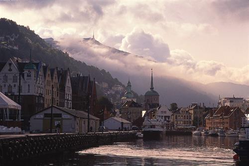 Bergen. Foto: Per Nybø, Bergen Touristboard visitbergen.com