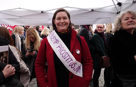Hanne Størset. Foto: privat