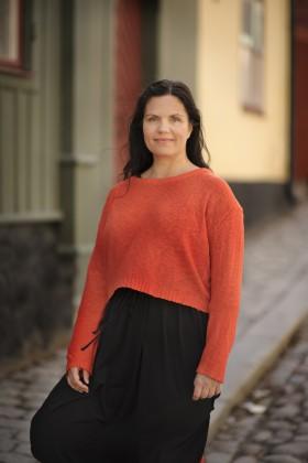 Louise Lindfors. Foto: Henrik Peel