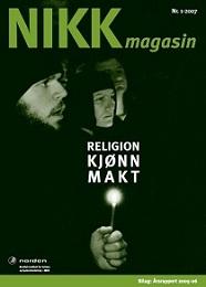 NIKK magasin år 2007 nr 1