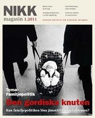 NIKK magasin år 2011 nr 1