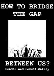 How to Bridge the Gap between Us? Gender and Sexual Safety, NIKK & the Living for Tomorrow NGO