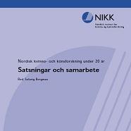 Nordisk kvinno- och könsforskning under 20 år