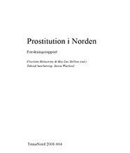 Frontp_NIKKpub2008_Prostitution i Norden. Forskningsrapport
