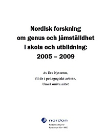 Frontp_NIKKpub2010_övriga_Forskningsöversikt 2005-2009