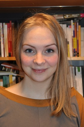 Hrafnhildur Snæfríða- Gunnarsdóttir. Foto: privat
