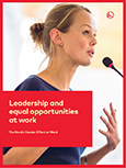 Fact sheet: Leadership and equal opportunities at work