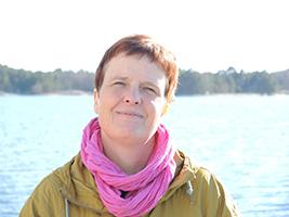 Mia Hanström. Foto: privat