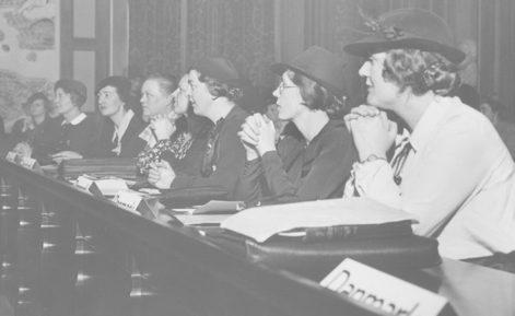 Gemensam feministisk kamp i Norden förändrade politiken