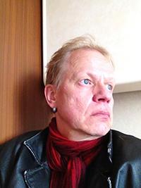 Peter Sandström. Foto: privat