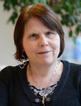 Ann Jönsson. Pressbild