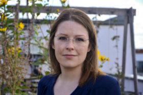 Kitty Andersson. Pressbild