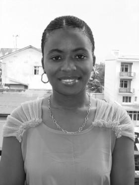 Douce Namwezi. Pressbild