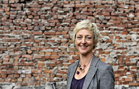 Elisabeth Lier Haugseth. Foto: Jon-Are Berg-Jaconbsen