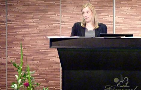 Eygló-Harðardóttir. Foto: Ulrika Helldén
