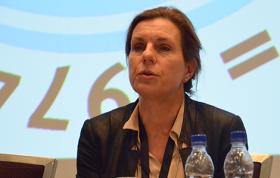 Lisbeth Pedersen. Photo: Bosse Parbring