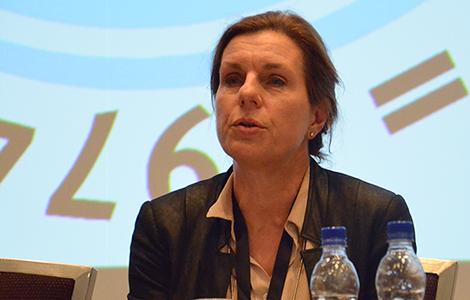 Lisbeth Pedersen. Foto: Bosse Parbring