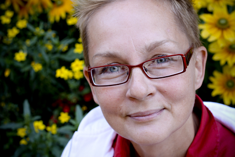 Maria Grönroos. Foto: Ragnhild Fjellro