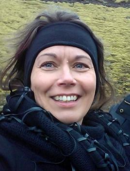 Mervi Heikkinen. Foto: privat