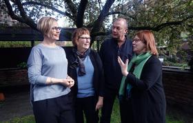 Nordisk felleskap: Mari Teigen (Institutt for samfunnsforskning), Ann-Dorte Christensen (Aalborg Universitet) (Institutt for samfunnsforskning, Oslo), Ulf Mellström (Karlstads Universitet) og Liisa Husu (Örebro Universitet).