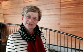 Karin Kjølbro. Photo: private