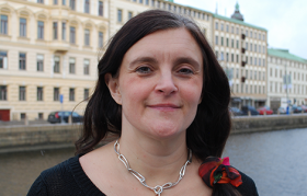 Katarina Björkgren. Photo: private