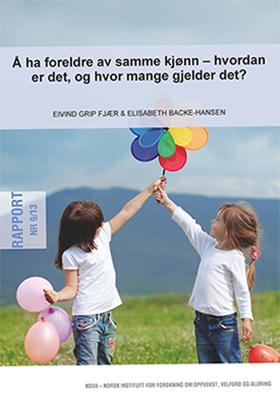 foto_rapport_Å ha foreldre av samme kjønn – hvordan_NOVA_mellan