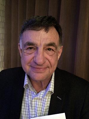 Sven Aage Madsen. pressbild
