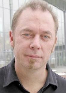 Ulf Mellström. Pressbild
