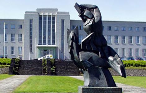 Foto: University of Iceland, Reykjavik