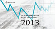 Nordic Statistical Yearbook 2013