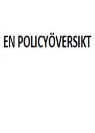 Nordisk Jämställdhetspolitk med fokus på män – en policyöversikt