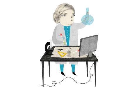 illustration av Emma Hanquist