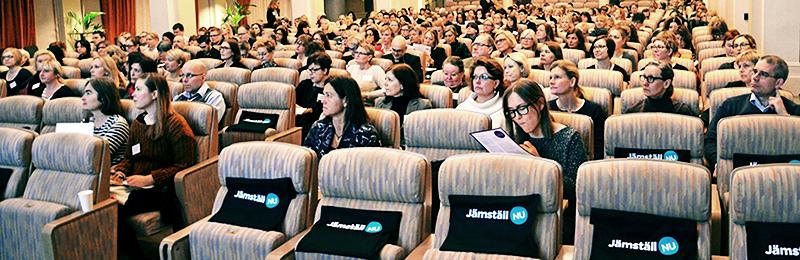 Avstampskonferens för jämställdhetssatsningen. Foto: Jämställ.nu