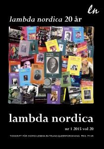 Tidskriften lambda nordica.