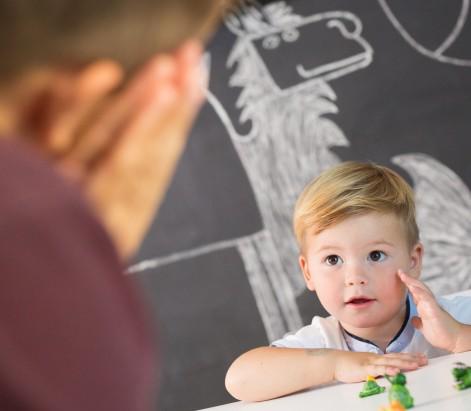 Number of men in Norwegian childcare has risen fivefold